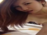 คลิปหลุดพริตตี้สาวเอาโทรศัทพ์ถ่ายตัวเองกำลังโดนกระแทกหีอย่างเสียวดูจากหน้าแล้วน่าเย็ดจริงๆ
