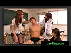 jav big tits ครูสาว รุมโทรม ครูหนุ่มฝึกสอน หล่อๆแซ่บๆ สาวโสด เห็นแล้วมันร่าน จับมัด แก้ผ้า เร้าโรม ขึ้นขย่มควย