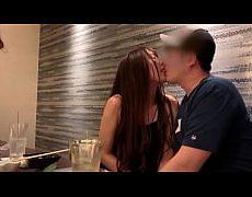 Japan Av ออกเดทกันครั้งเเรกก็เย็ดกันคาร้านอาหารสุดหรู ผู้หญิงก็ยั่วเย็ดเหลือเกินโดนดูดปากจนเคลิ้มเลยนะ